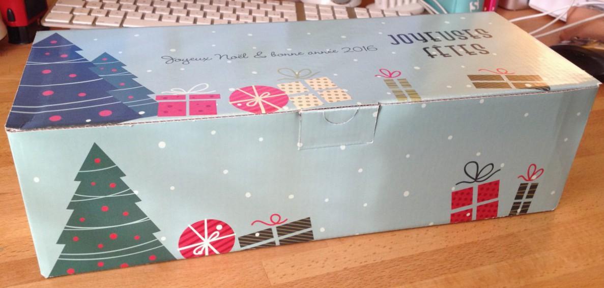 Packaging : design d'un coffret cadeau
